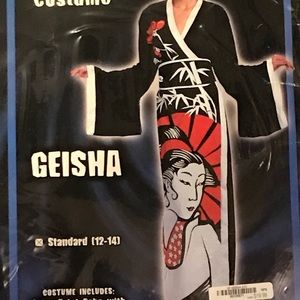 Other - Geisha Girl Costume-Size 12/14